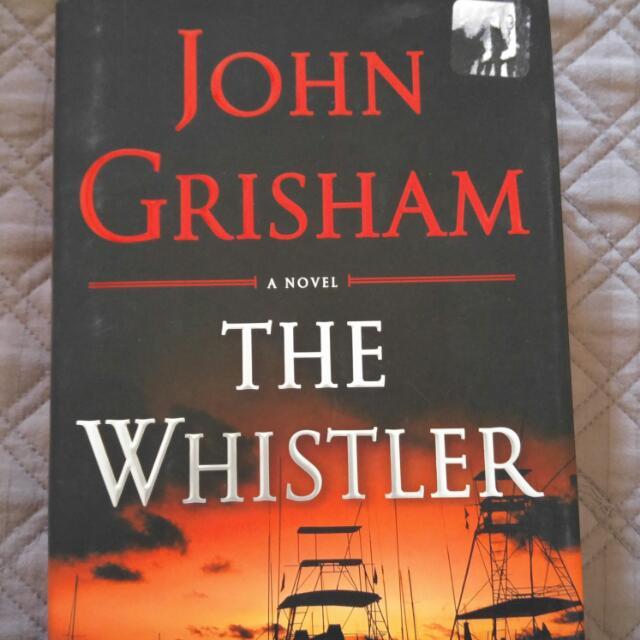 Two John Grisham Books