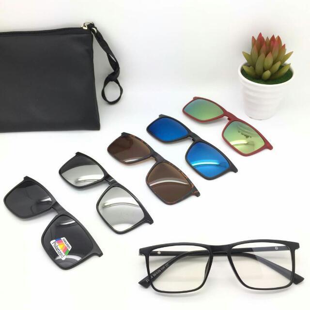 Kacamata Frame Oakley Clip On 2249 7c49127e11