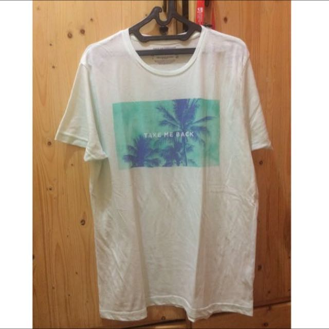 Kaos/T-shirt Pull & Bear (Take Me Back)