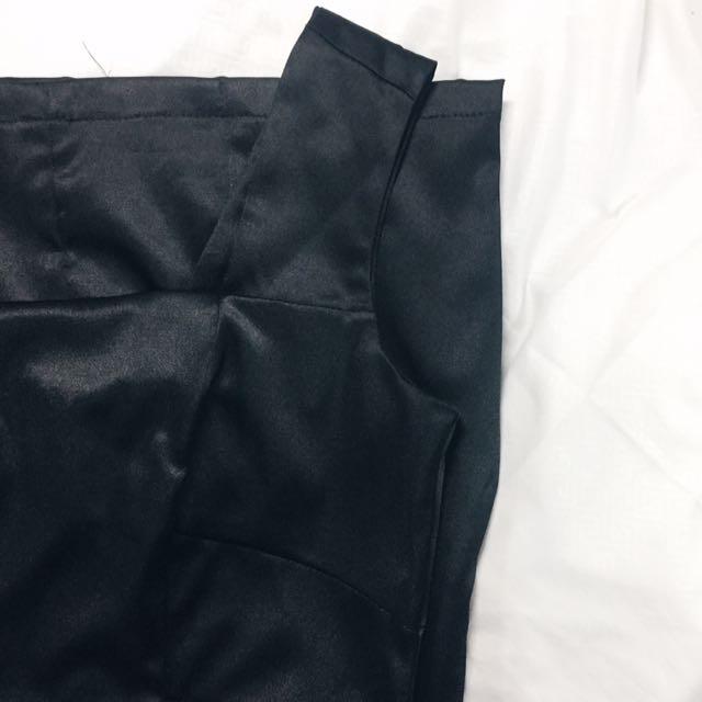 KARIMADON: BLACK FORMAL DRESS