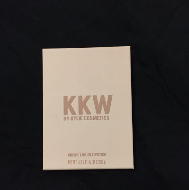 KKW X KYLIE JENNER LIP KIT