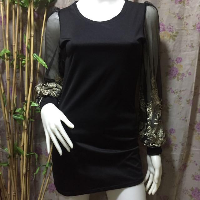 Korean Dress. Fits S- M