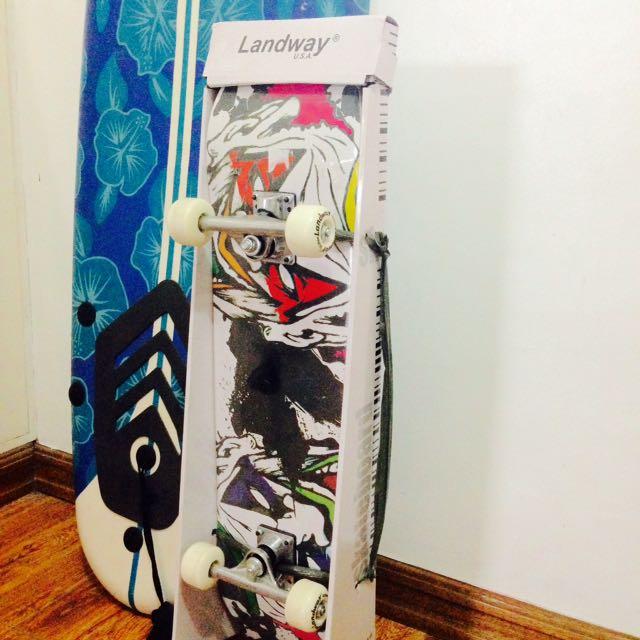 Landway Skateboard Brand-New
