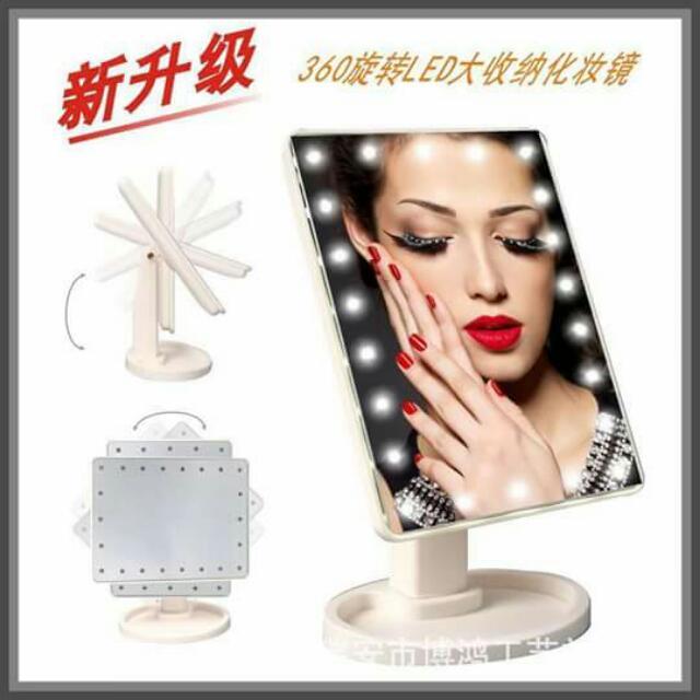 Led Light Mirror