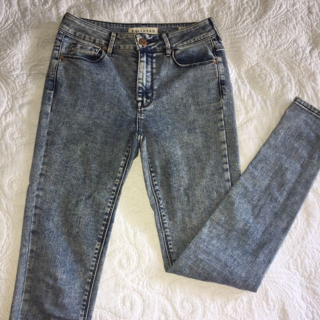 Light Acid Wash Jeans - Urban Outfitters