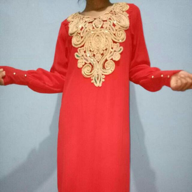 Long Dress Muslim B