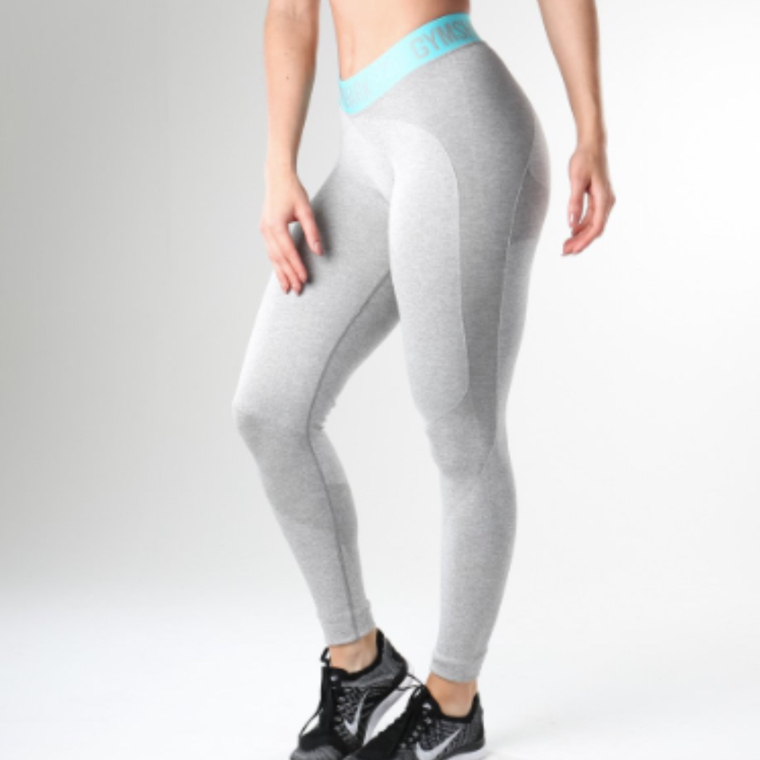 6bd66395dc4c80 LOOKING FOR: GYMSHARK V2 FLEX LEGGINGS IN LIGHT GREY, Women's ...