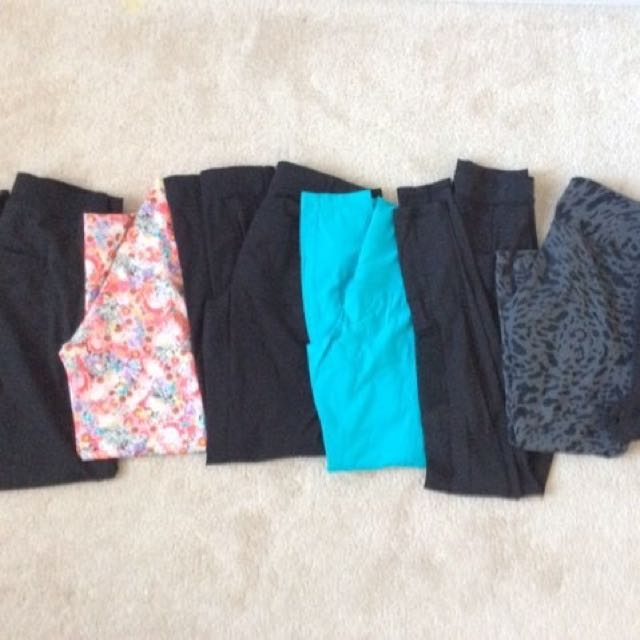 Lululemon Bras, Jackets/Sweaters, Pants/Crops/Tights