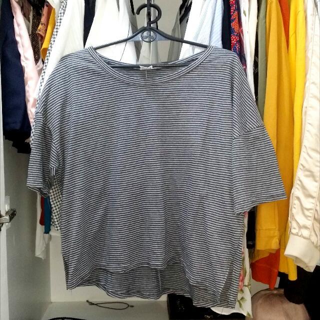 Made In Korea Stripes Top