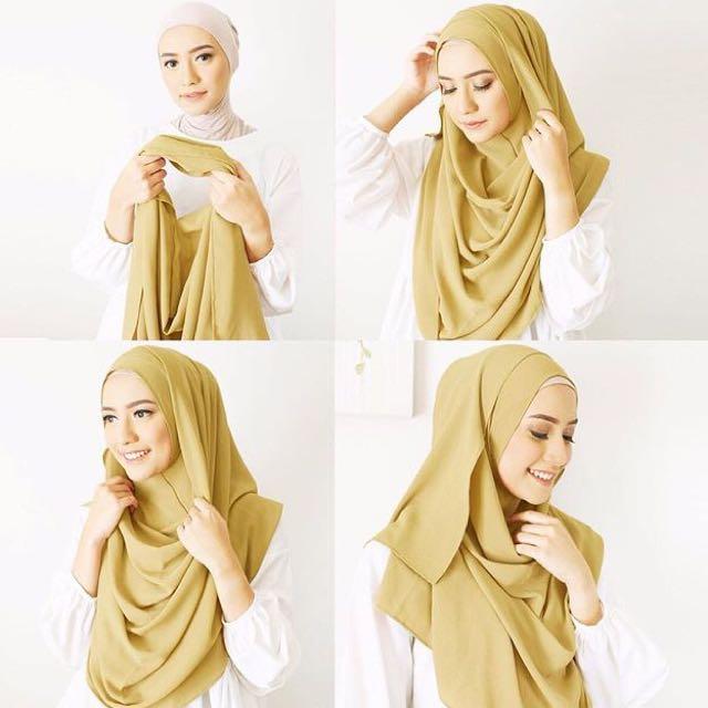 Mala Instan By Vanilla Hijab