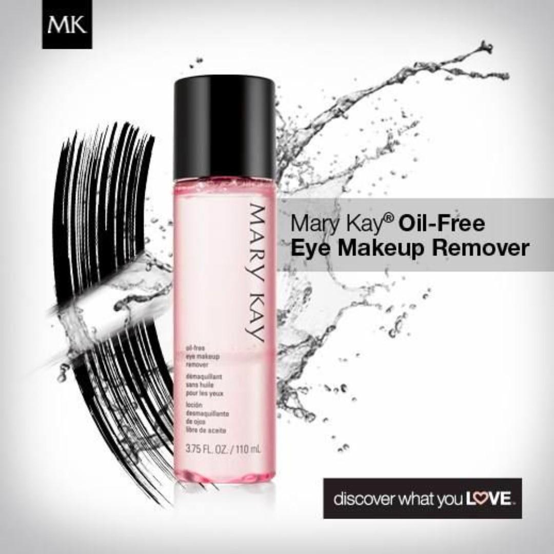 Mary Kay Oil Free Eye Makeup Remover Health Beauty Bath Body