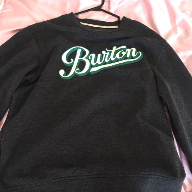 MENS BURTON SWEATER
