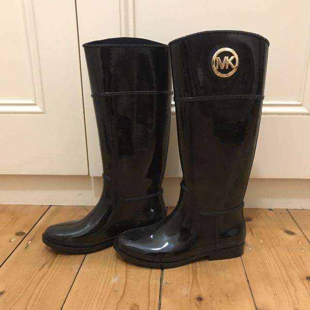 Michael Kors Wellington Boots