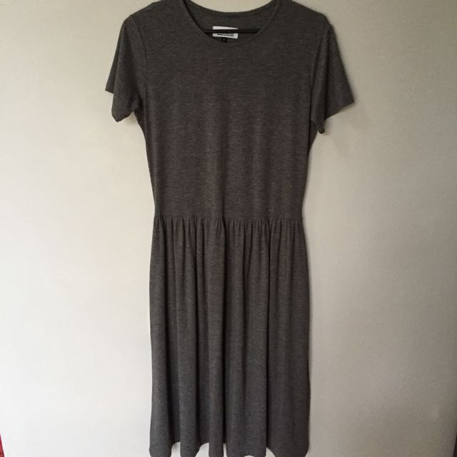 Midi Dress Sixteen Demin Scale