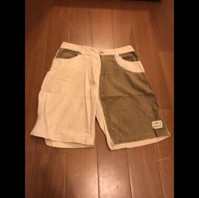MOKU短褲