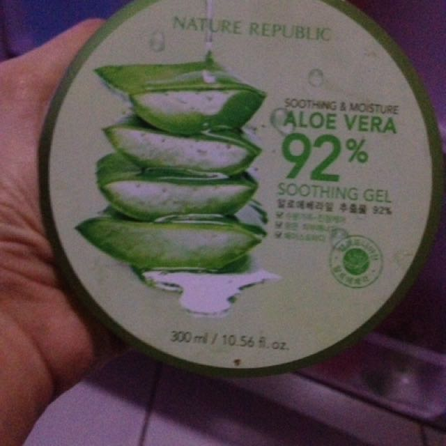 Nature Republic Alovera