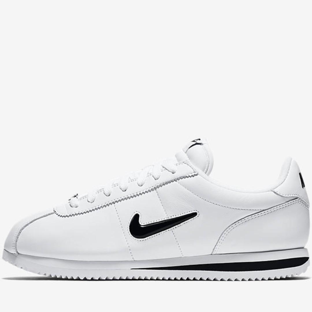 Nike Cortez Basic Jewel QS Black Diamond 3dd95afae