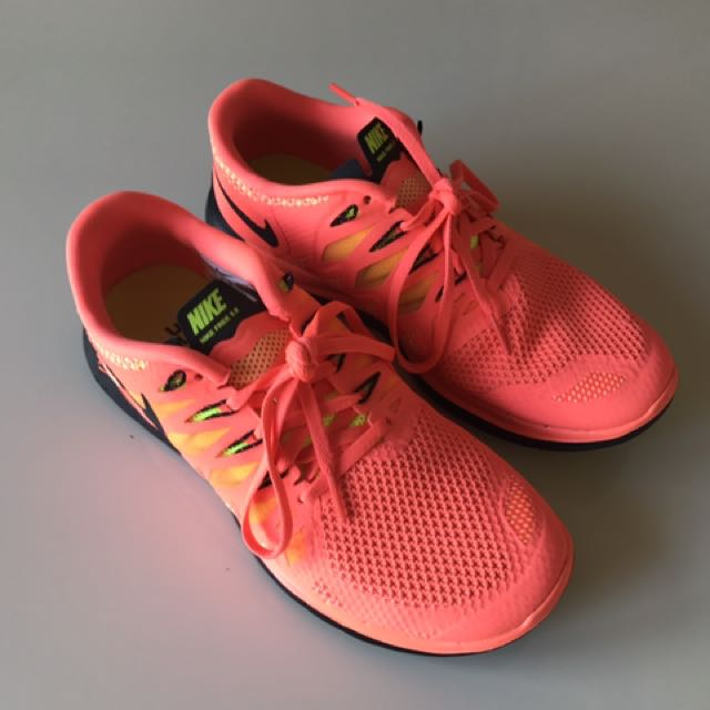 Nike Free 5.0 Women's Shoes  Size US8.5 UK6 EUR40
