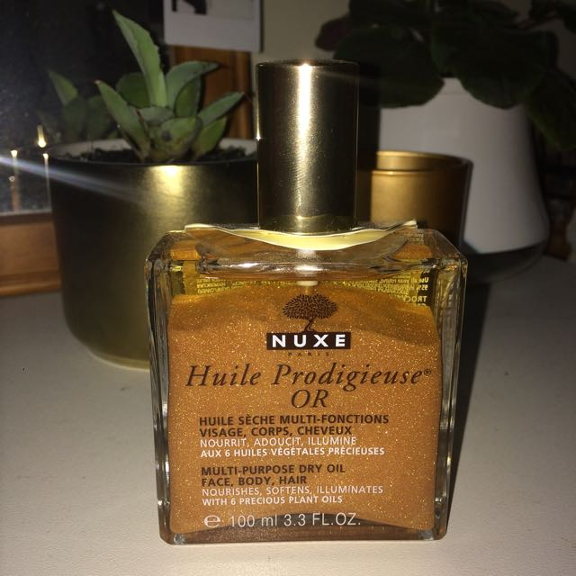 NUXE Multipurpose Dry Oil