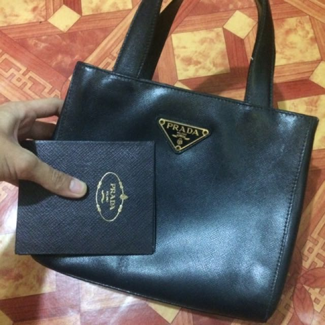 ORIGINAL PRADA BAG 23ef3382666ee