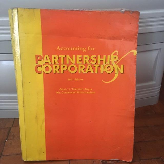 Partnership & Corporation
