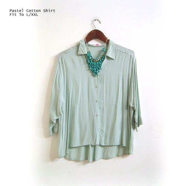 Pastel Cotton Shirt