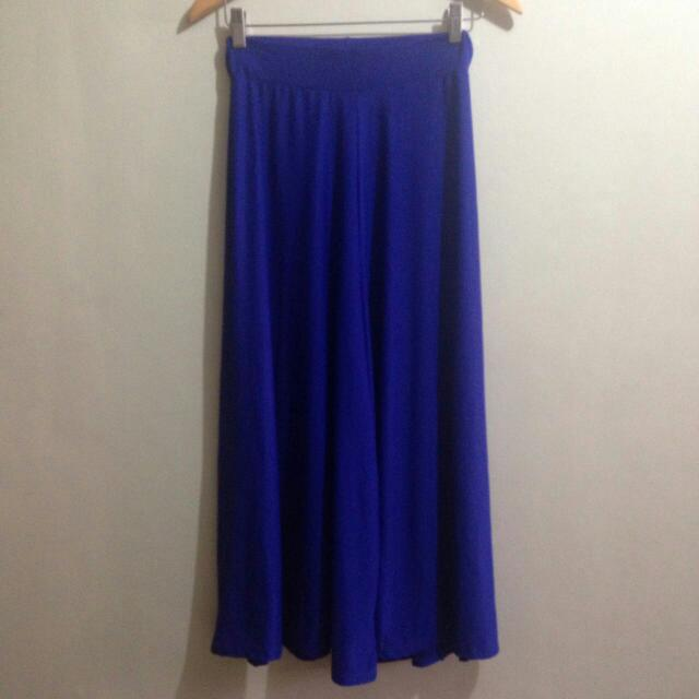Royal Blue Jazz Pants Free Shipping For MM