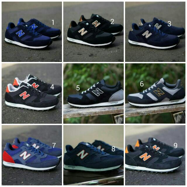 *SALE* New Balance Classic - Import Quality (Detail 1-3)