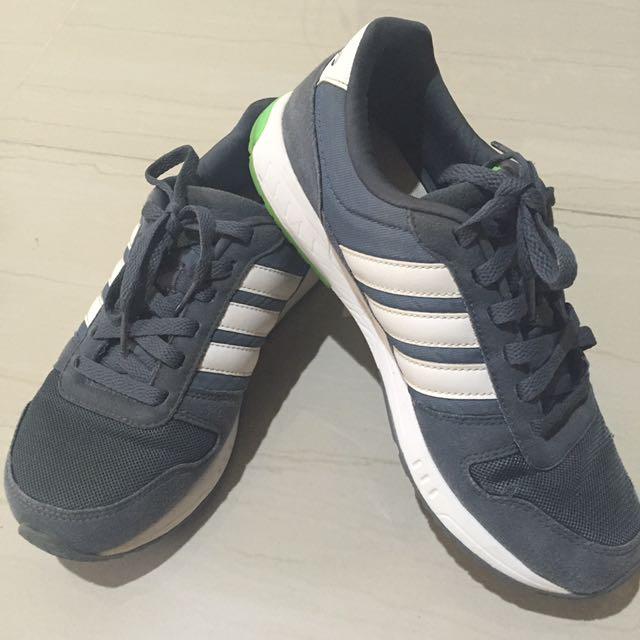 Sepatu Adidas Abu Abu Original 6