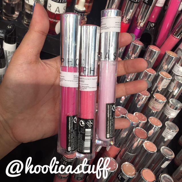 Sephora  Ultra Shine Lip Gloss
