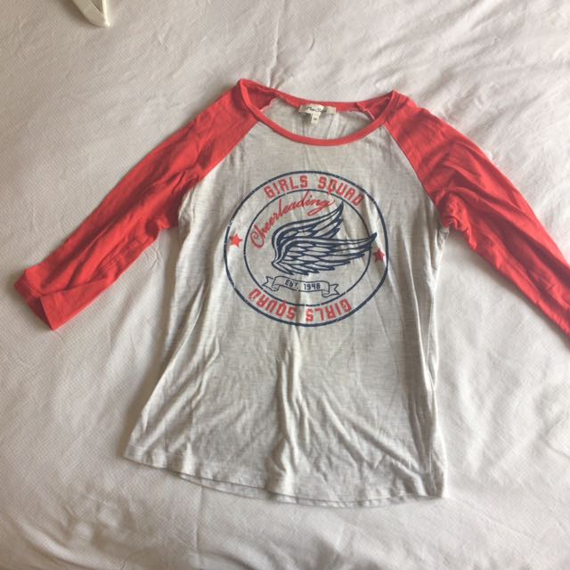 Size 10 Miss Shop 3/4 Tee