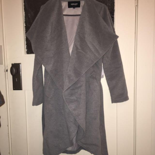 Size 8 Grey Jacket