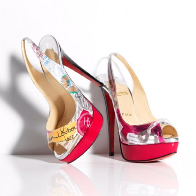 Special Edition Christian Louboutin