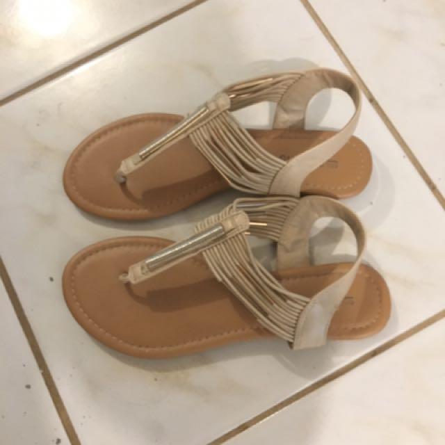 """""""Spring"""" Gladiator Sandals"""