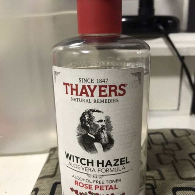 Thayers witch hazel (ROSE PETAL) 355ml