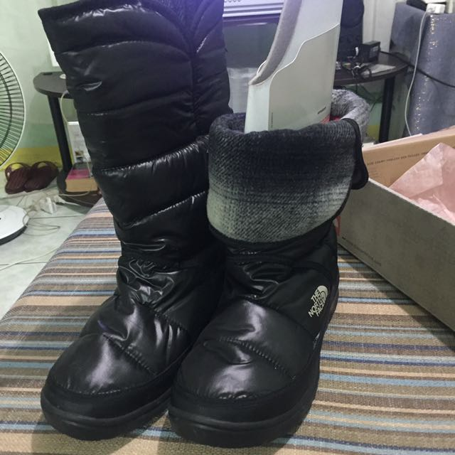 The North Face Amore Boots.