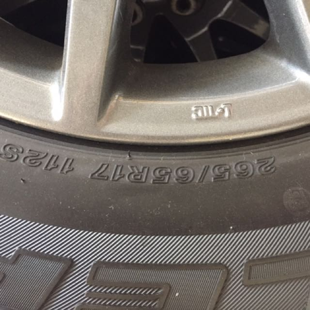 Tires And Magwheels