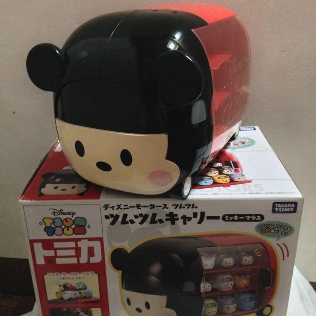 Tsum tsum mickey carrier