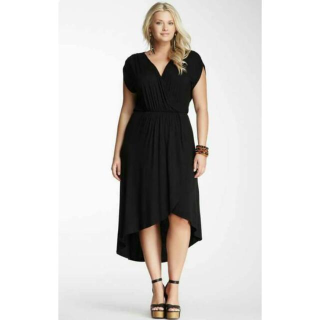 Us Style Garterized Plus Size Dress Online Shop Preorder
