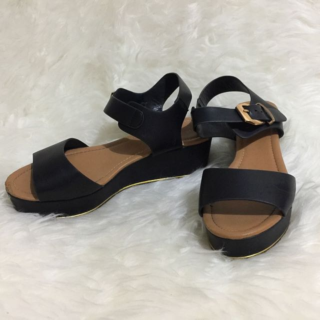 Utban N Co Platform Sandal