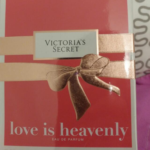 Victoria's Secret 'Love In Heavenly' Perfurme