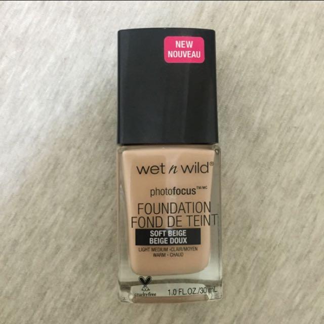 Wet N Wild 粉底液