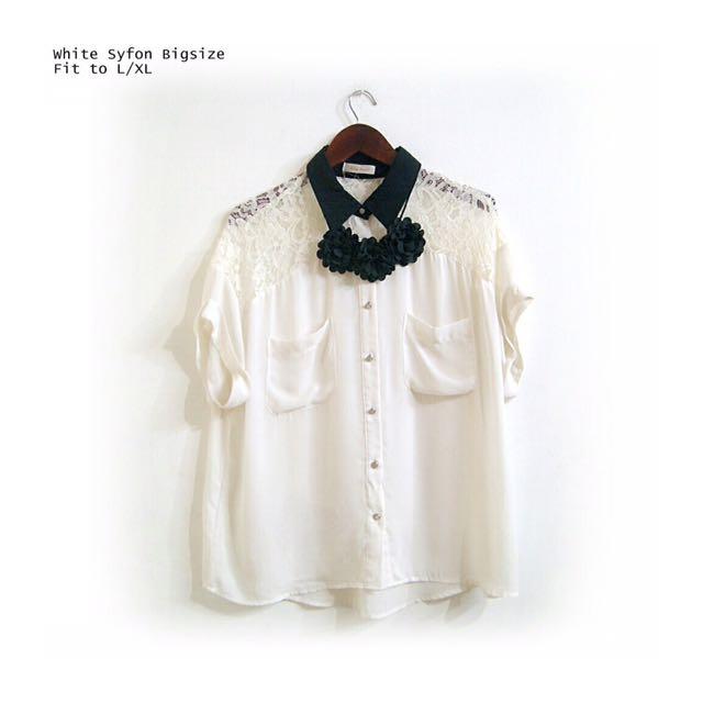 White Syfon
