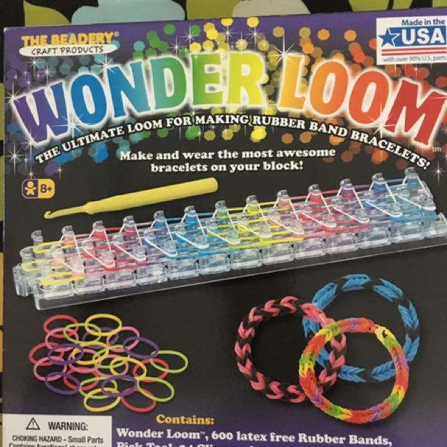 Wonderloom - Rubber Band
