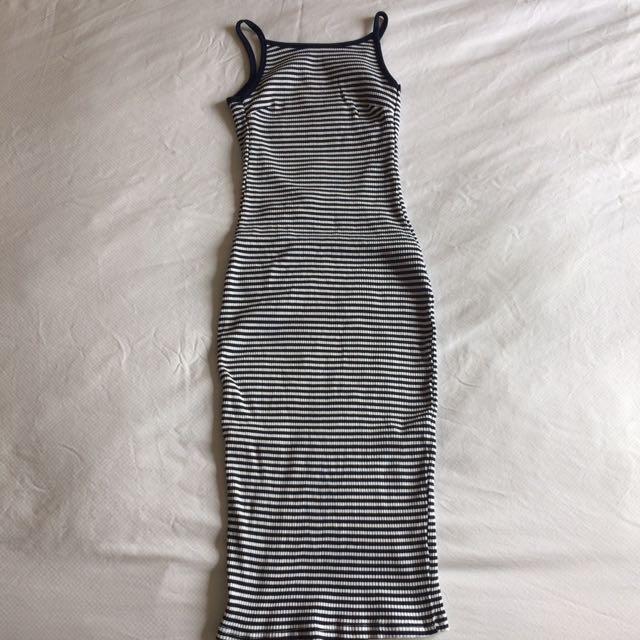 XS Mid Length Dress