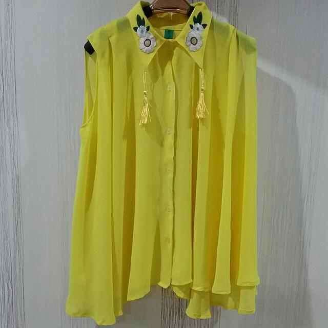 Yellow Top Size M-L