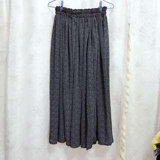 小波點雪紡長裙 #兩百元雪紡
