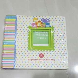 Scrapbook Kit SG50 Edition