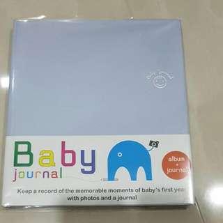 Baby Album + Journal