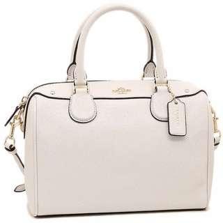 Coach Mini Bennett Satchel Tote Handbag F57521